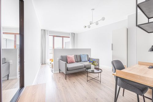 Studio - Medium apartment to rent in Warsaw UPR-A-062-2