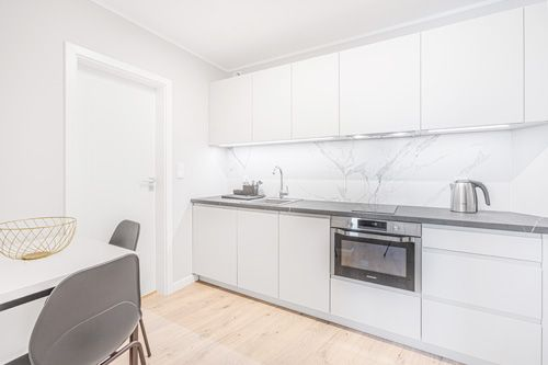 Studio - Medium apartment to rent in Warsaw UPR-A-050-2