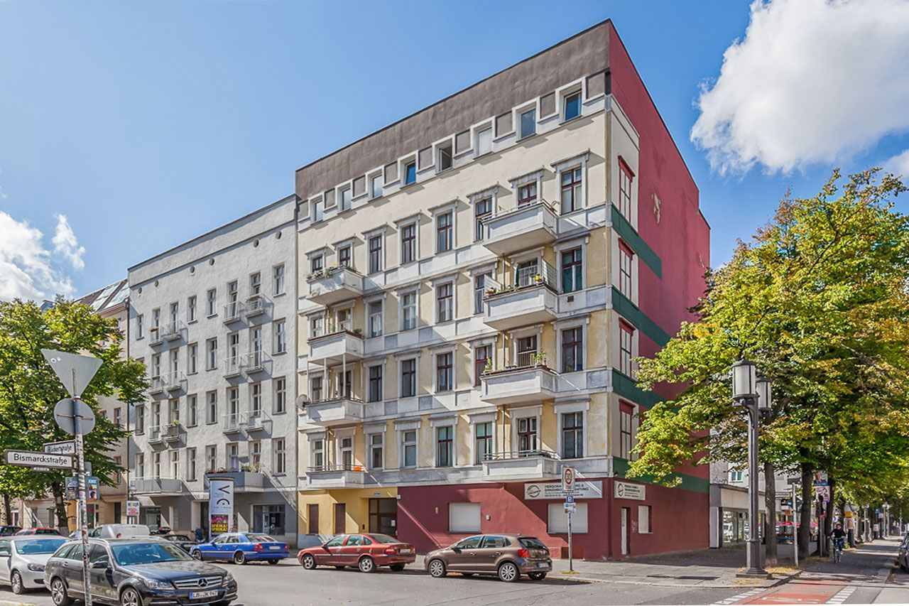 Berlin flats to rent Vonder Rückertstraße 1
