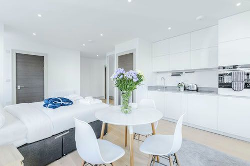 Studio apartment to rent in London FIN-FL-0017