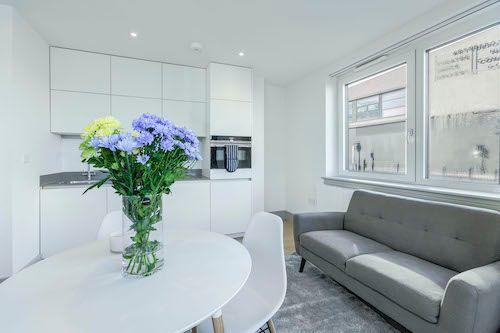 Studio apartment to rent in London FIN-FL-0040