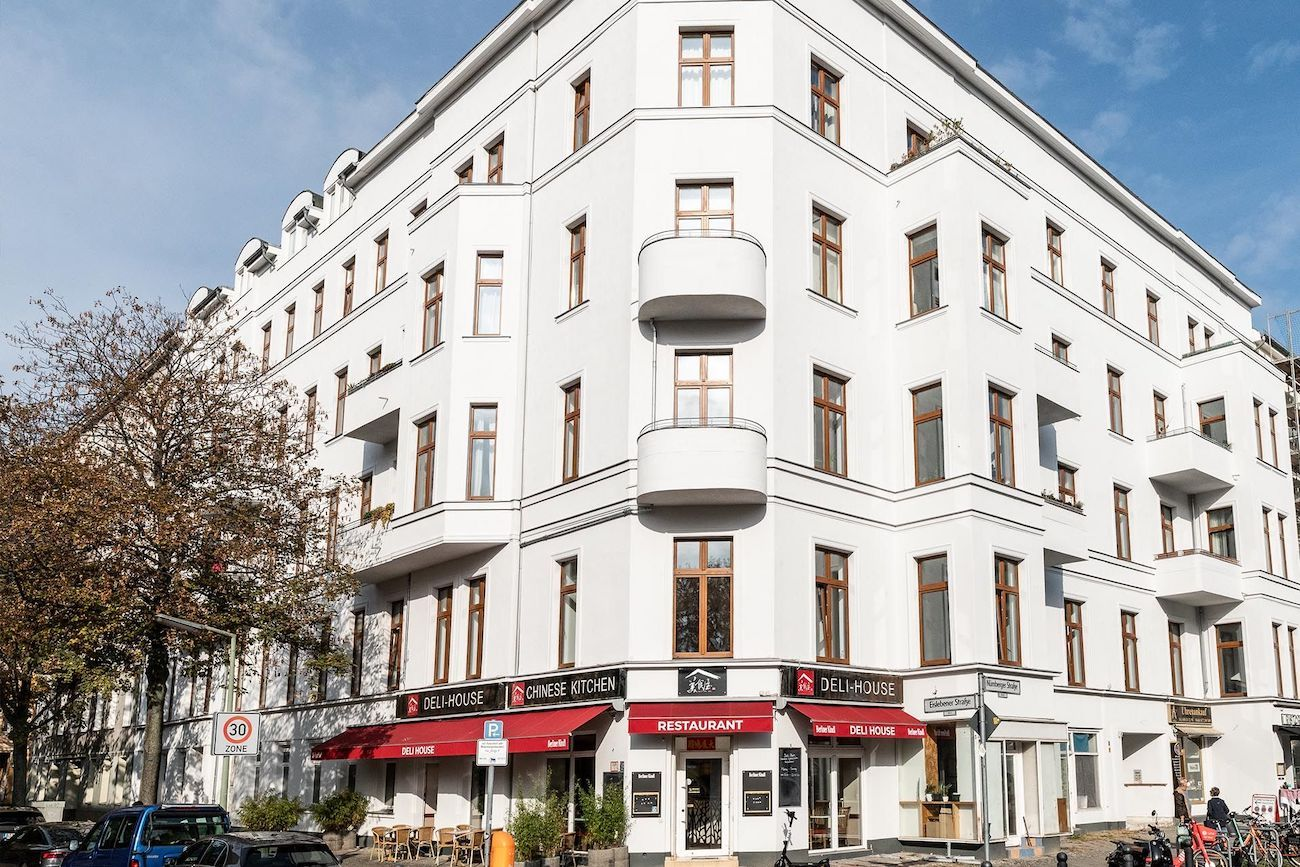 Berlin flats to rent Vonder Nürnberger Straße 1