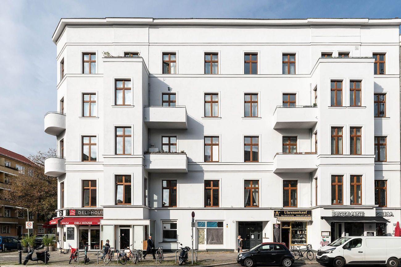 Berlin flats to rent Vonder Nürnberger Straße 2