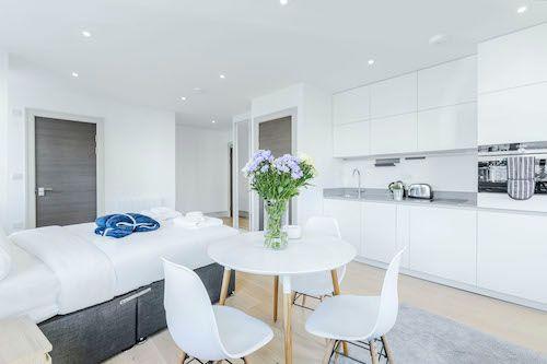 Studio apartment to rent in London FIN-FL-0031