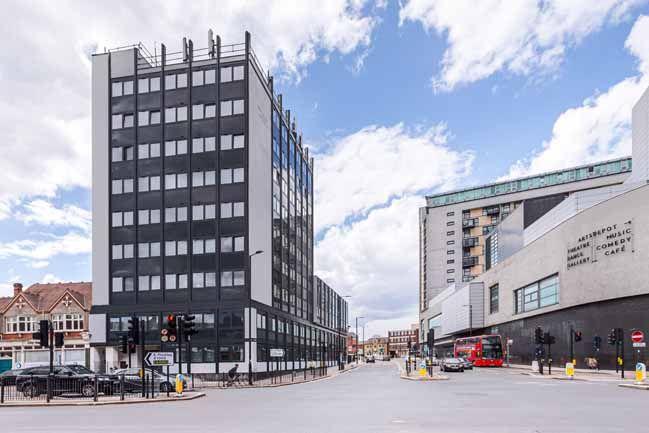London flats to rent Vonder Finchley 2