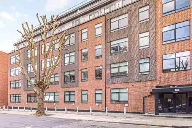 London flats to rent Vonder Zenith 2
