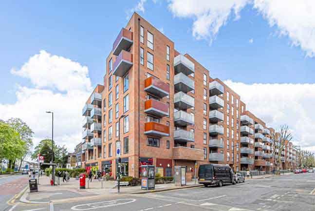 London flats to rent Vonder Zenith 4