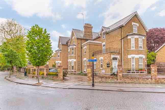 London flats to rent Vonder Kew 2