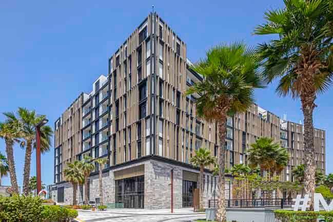 Dubai flats to rent Vonder Bluewaters 3
