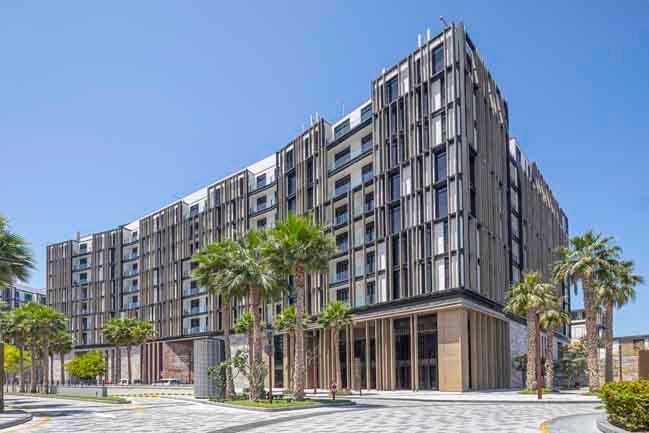 Dubai flats to rent Vonder Bluewaters 2