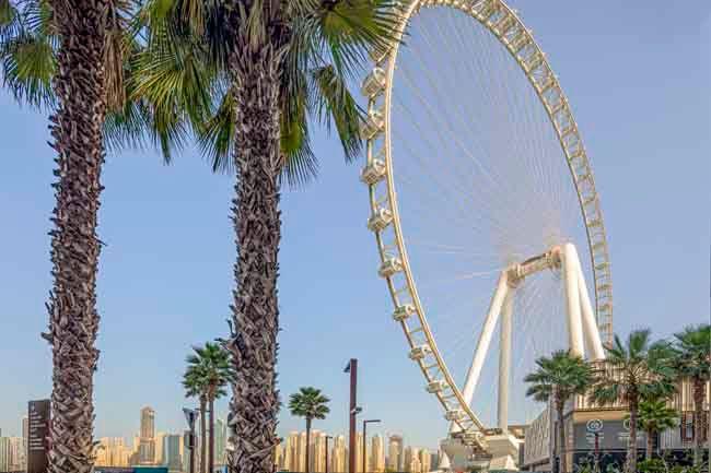 Dubai flats to rent Vonder Bluewaters 4
