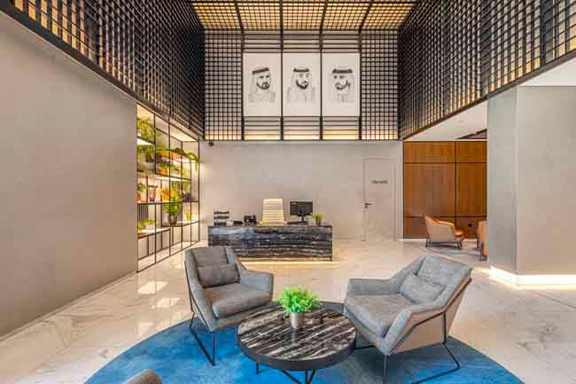 Dubai flats to rent Vonder Bluewaters 6