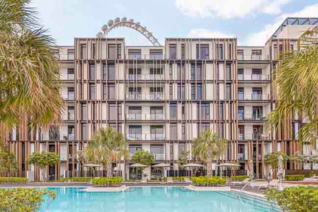 Dubai flats to rent Vonder Bluewaters 1