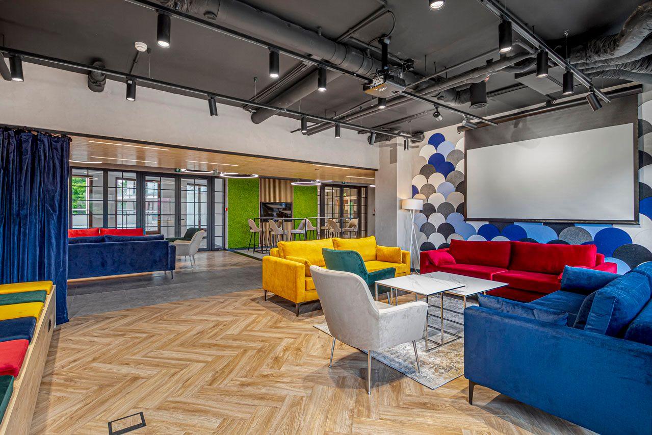 Warsaw flats to rent Vonder UpRiver 17