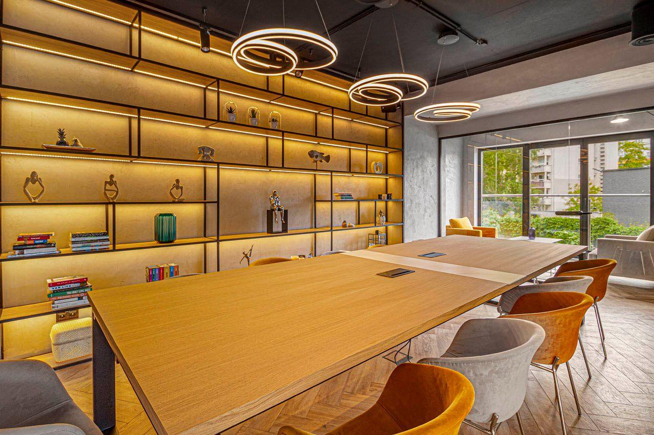 Warsaw flats to rent Vonder UpRiver 34