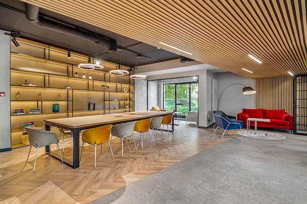 Warsaw flats to rent Vonder UpRiver 12
