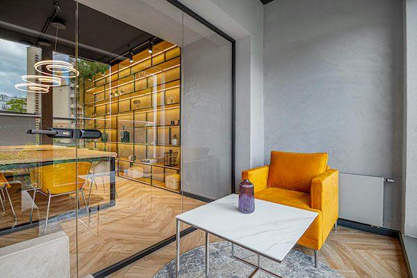 Warsaw flats to rent Vonder UpRiver 15