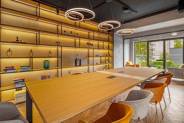 Warsaw flats to rent Vonder UpRiver 28