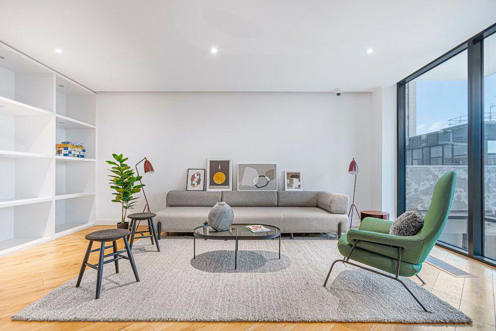 London flats to rent Vonder Hill 5