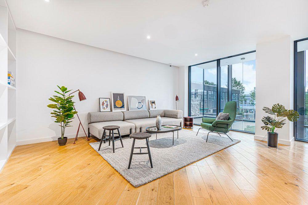 London flats to rent Vonder Hill 6