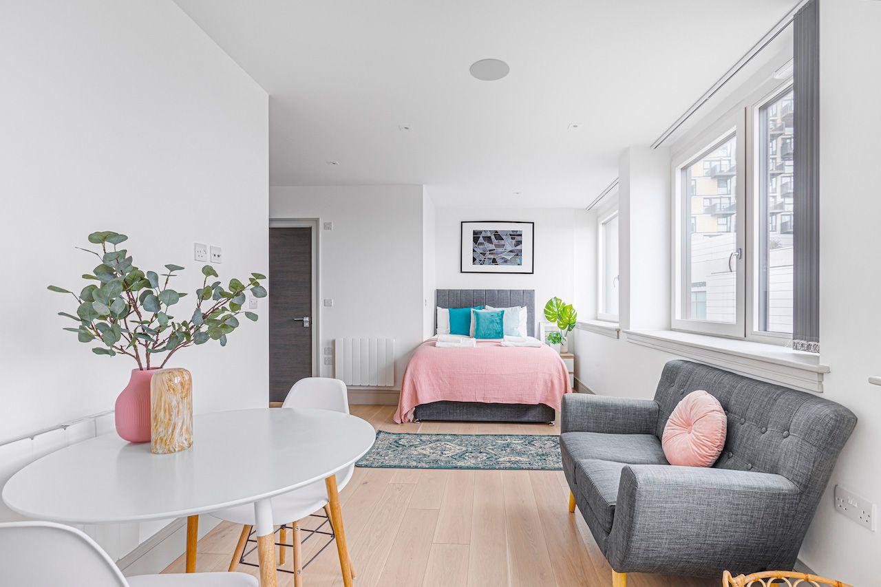 Studio apartment to rent in London FIN-FL-0022