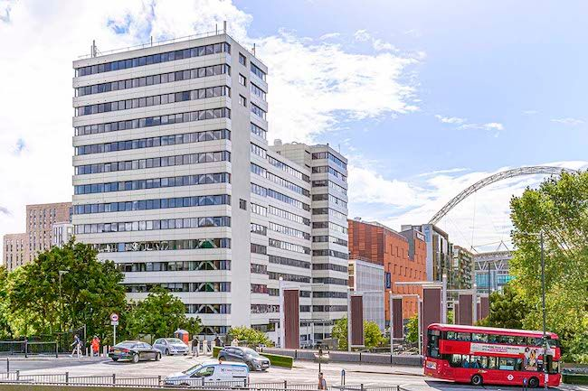 London flats to rent Vonder Wembley 1