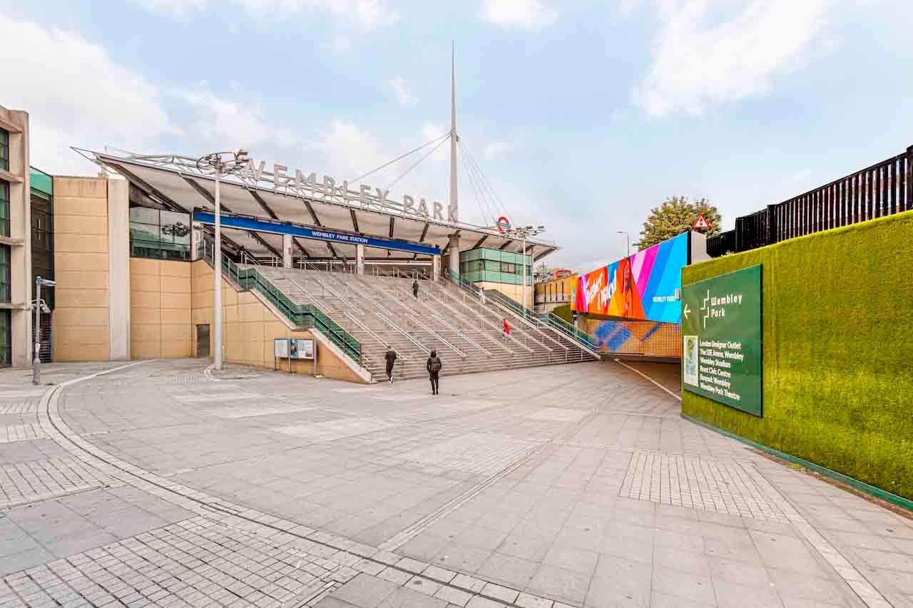 London flats to rent Vonder Wembley 4
