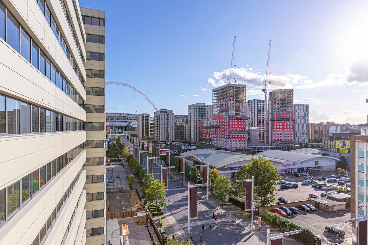 London flats to rent Vonder Wembley 2